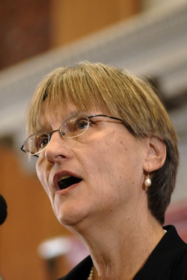 Drew Gilpin Faust February 11 2007