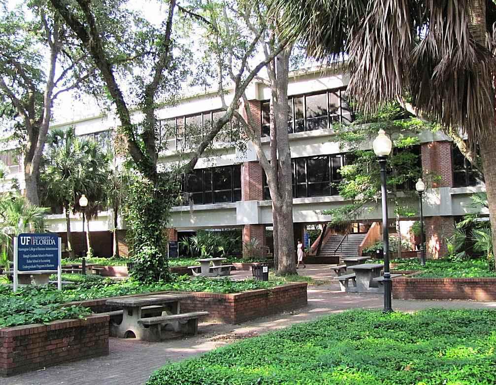 Stuzin Hall at the University of Florida