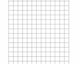 Free Printable Math Charts, Grids and Graph Paper PDFs