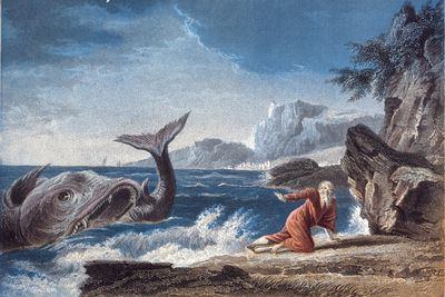 Jonah and the Whale: Larger-Than-Life Lessons