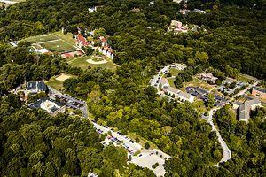 Aerial View of Eastern University
