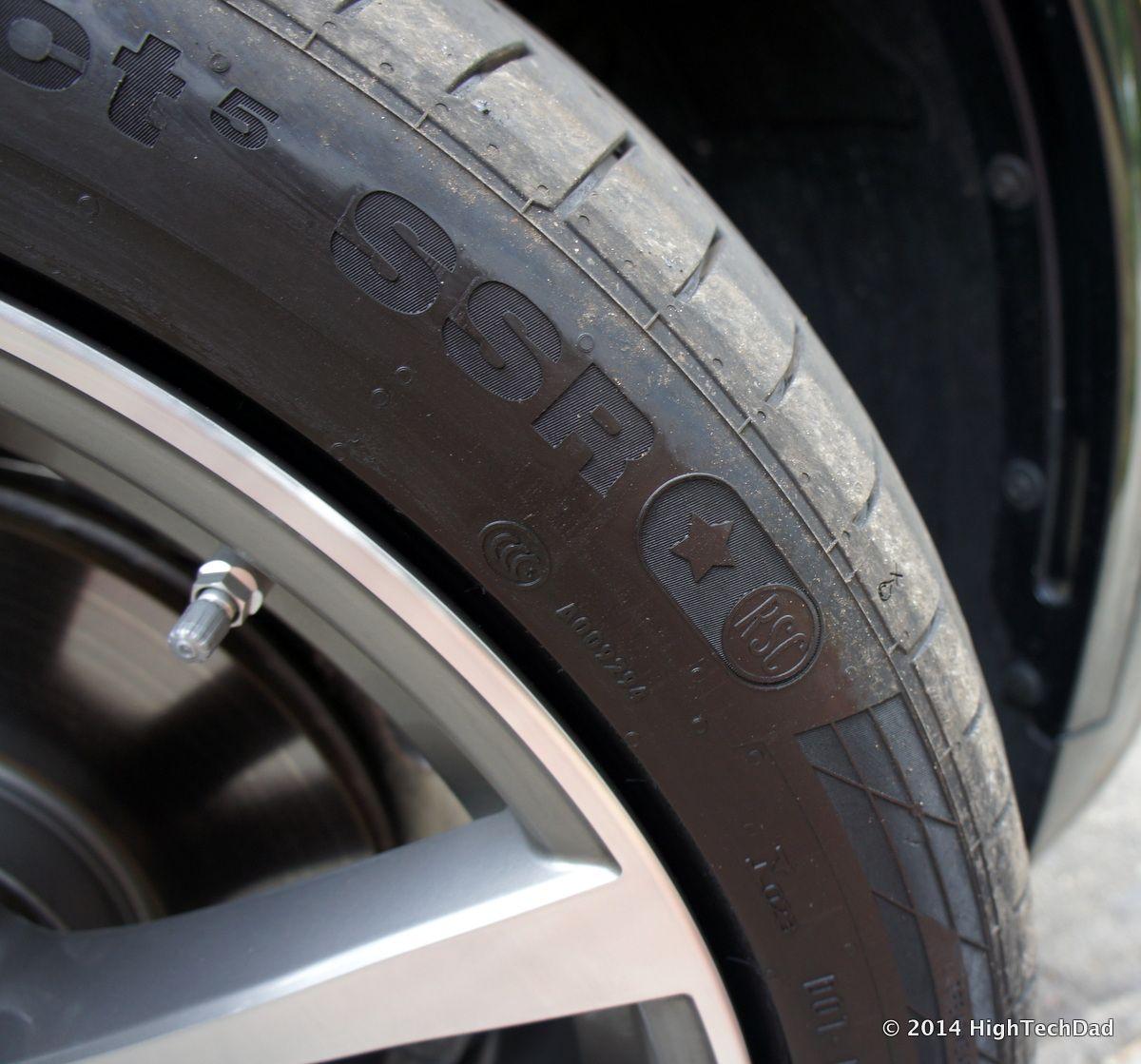 BMW Maintenance Program >> A Review of Run Flat Tires