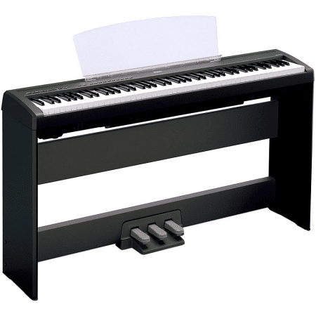all about the yamaha p85 digital piano. Black Bedroom Furniture Sets. Home Design Ideas