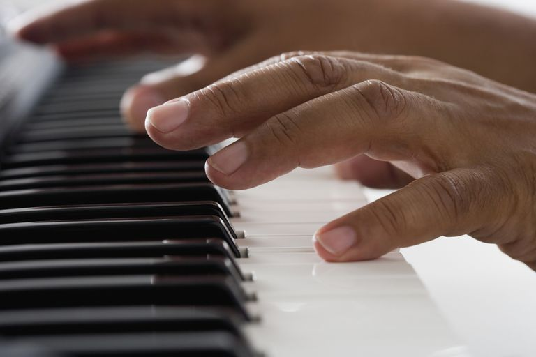Wrist And Arm Positions For Piano Playing