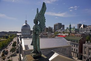 Old Montreal, Province of Quebec