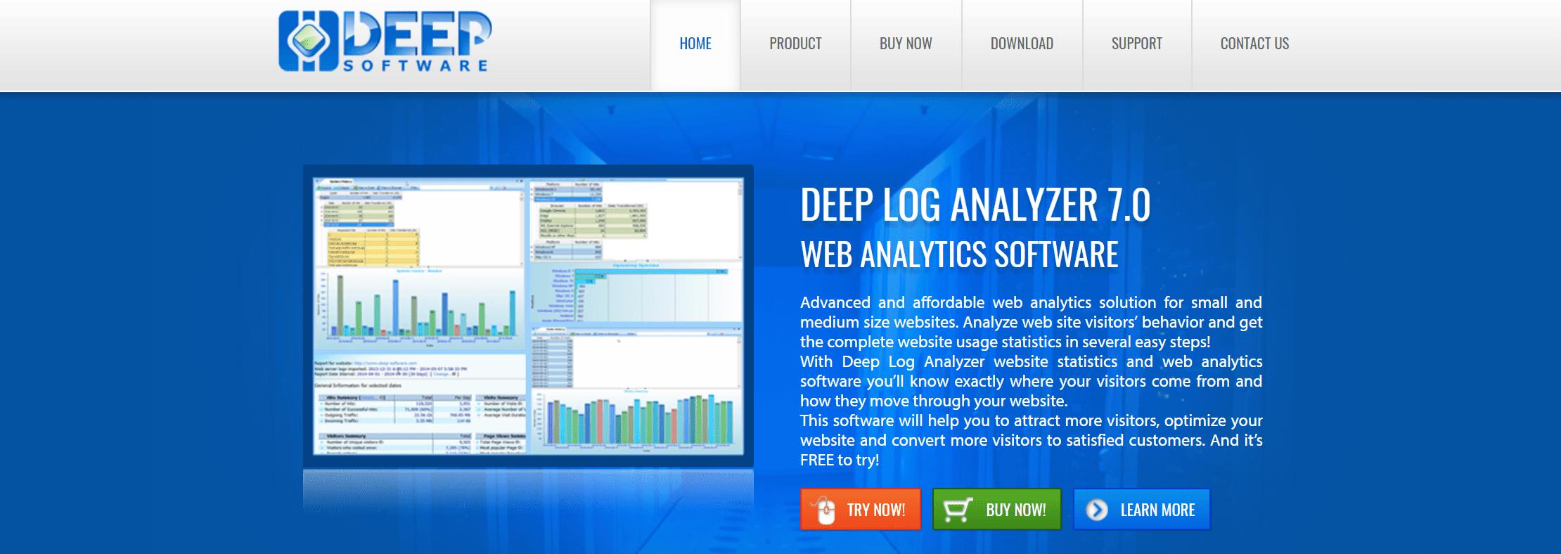 Deep software