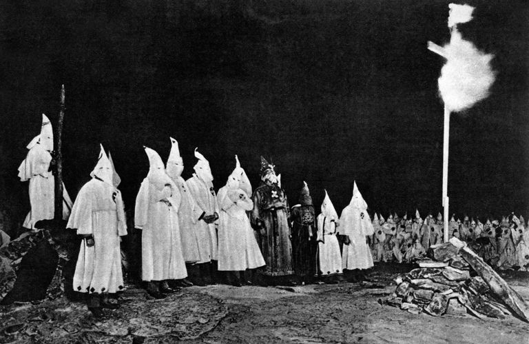 What does kkk believe about interracial marriages — photo 4