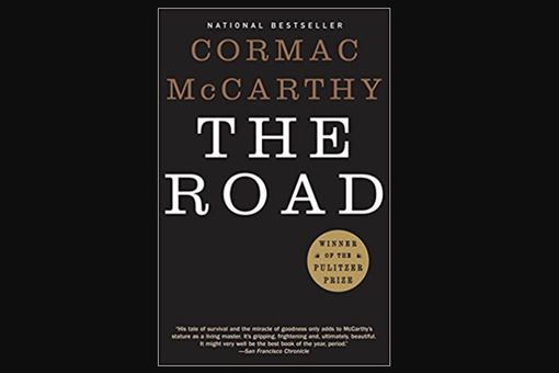 The Road by Cormac McCarthy cover