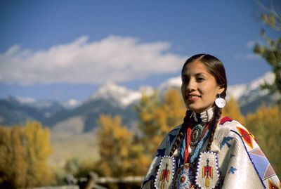 5 Famous Native American and First Nations Actors Native American Women Traditional Clothing