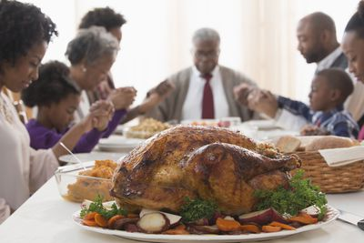 6 traditional and original table blessings to say on thanksgiving day - Christmas Dinner Blessings