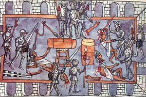 The Temple Massacre