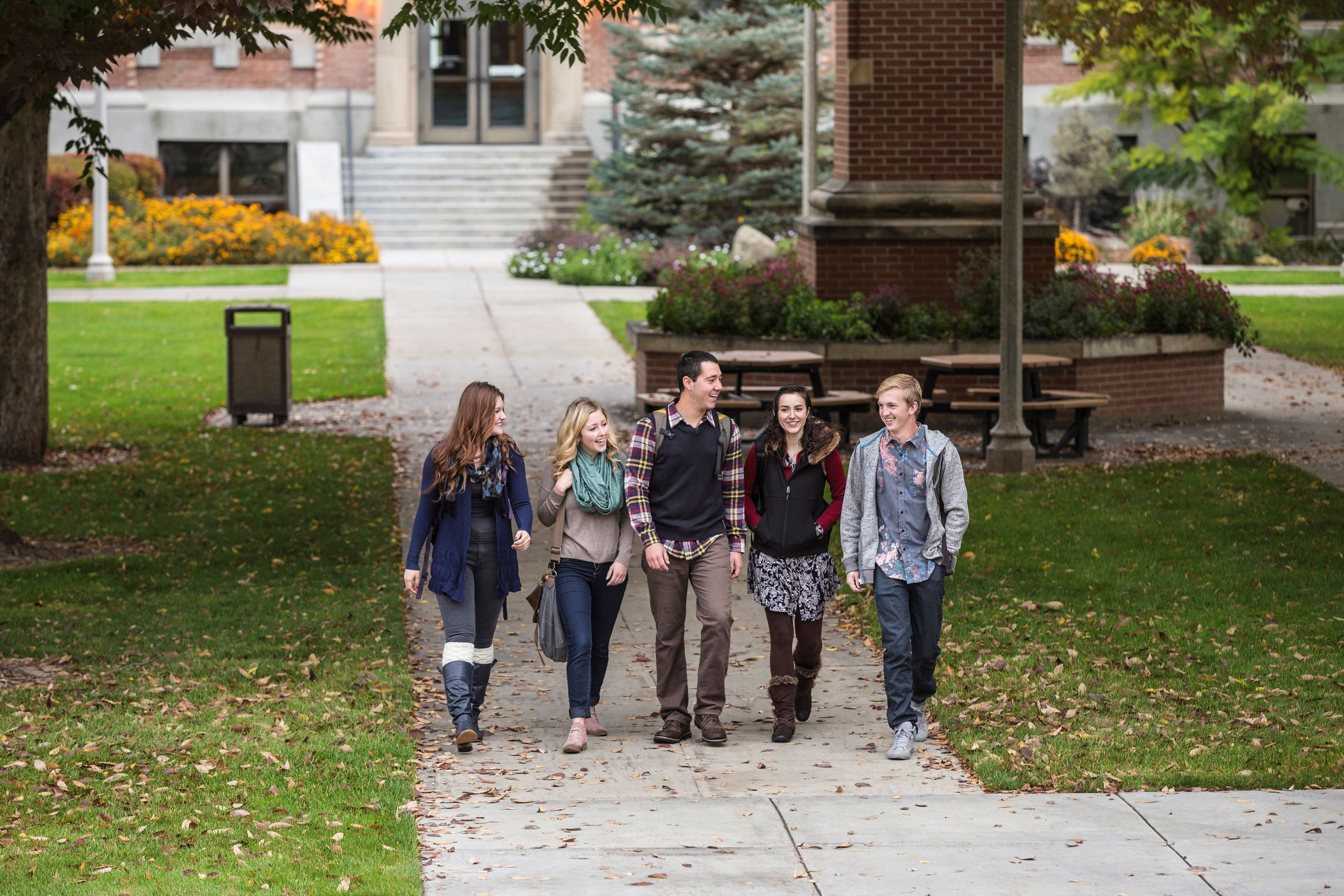 Be sure to walk away from your campus visit with as much information as possible.