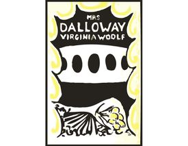 Mrs Dalloway by Virginia Woolf cover