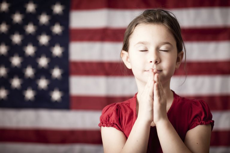Freedom Prayers for Independence Day