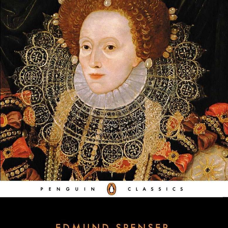 The Faerie Queen, by Edmund Spenser