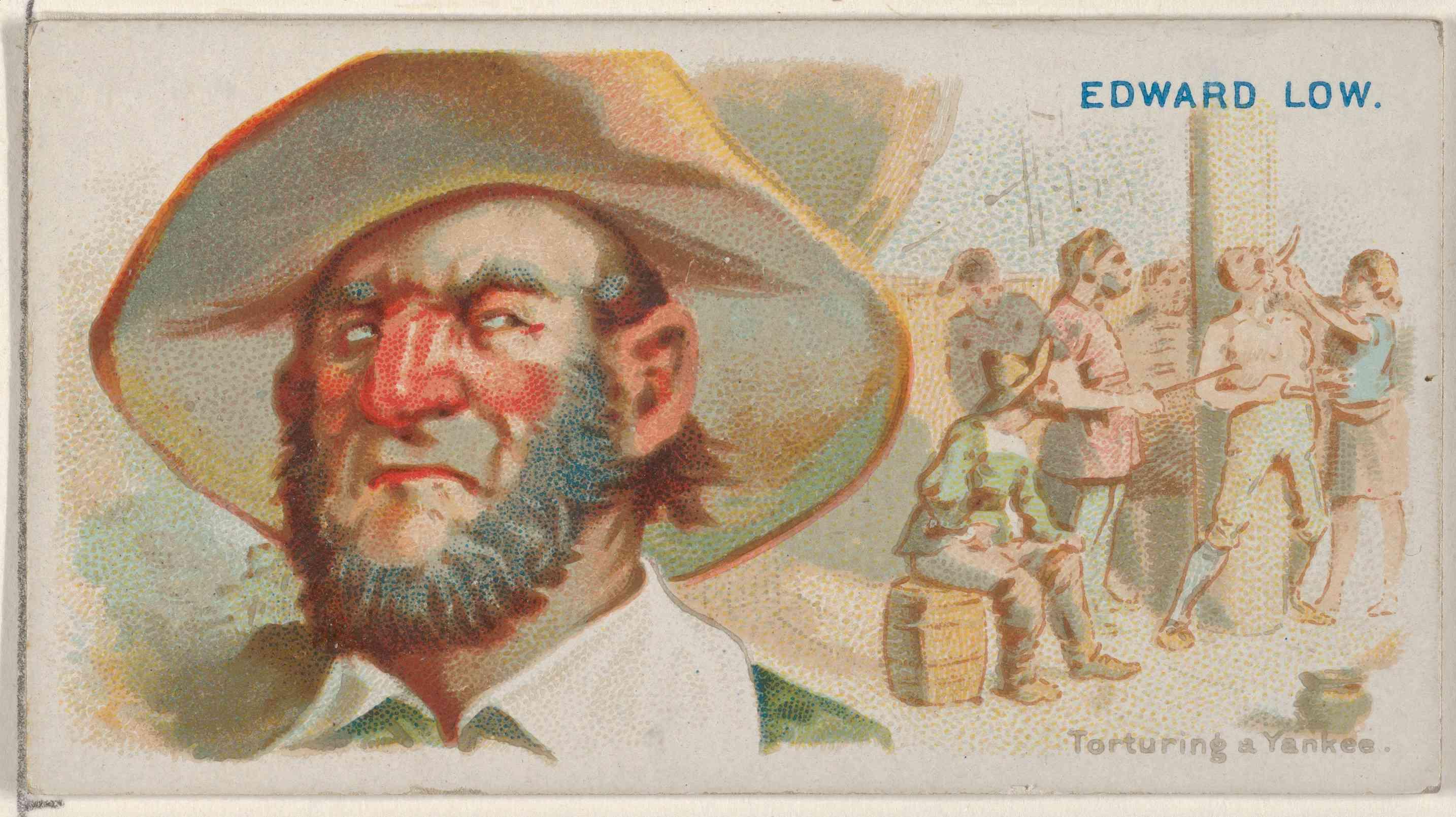 Pirate Edward Low
