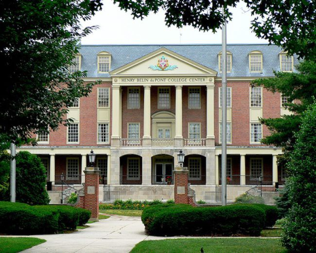 Wesley College in Delaware