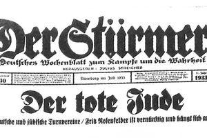 Cover of Der Stuermer