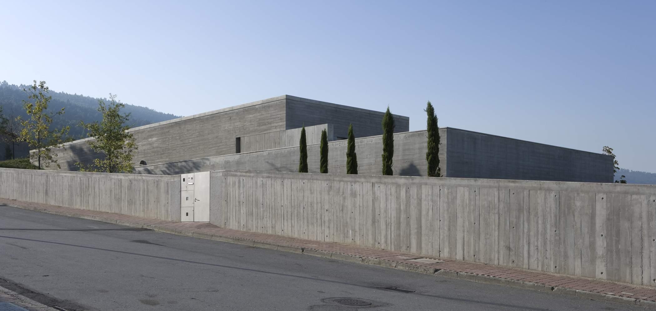 Bom Jesus House in Braga, Protugal by Eduardo Souto de Moura