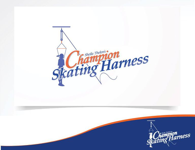 Sheila Thelen's Champion Skating Harness
