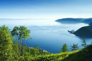 Lake Baikal is the world's deepest and oldest lake.