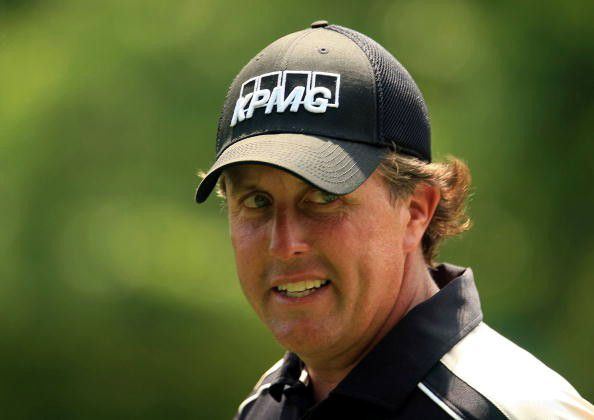 Phil Mickelson - 2008 Colonial