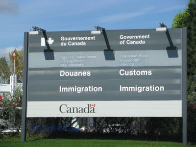 Canadian Embassy and Consulates in the U S
