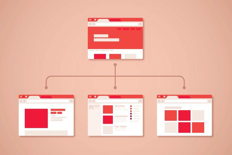 Website Design Browser