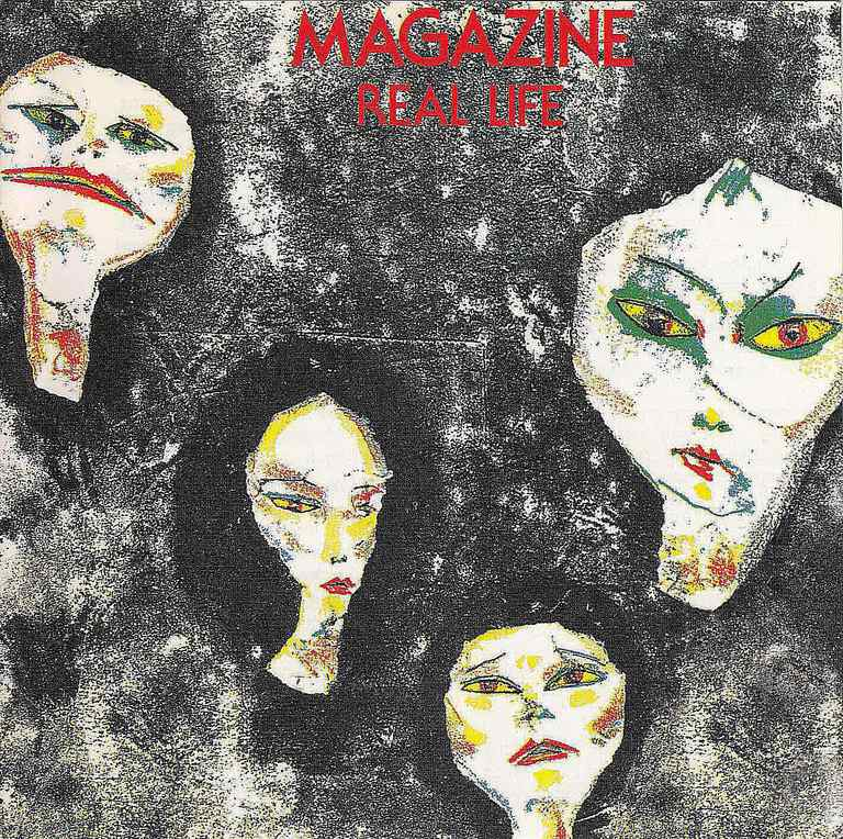 Magazine 'Real Life'