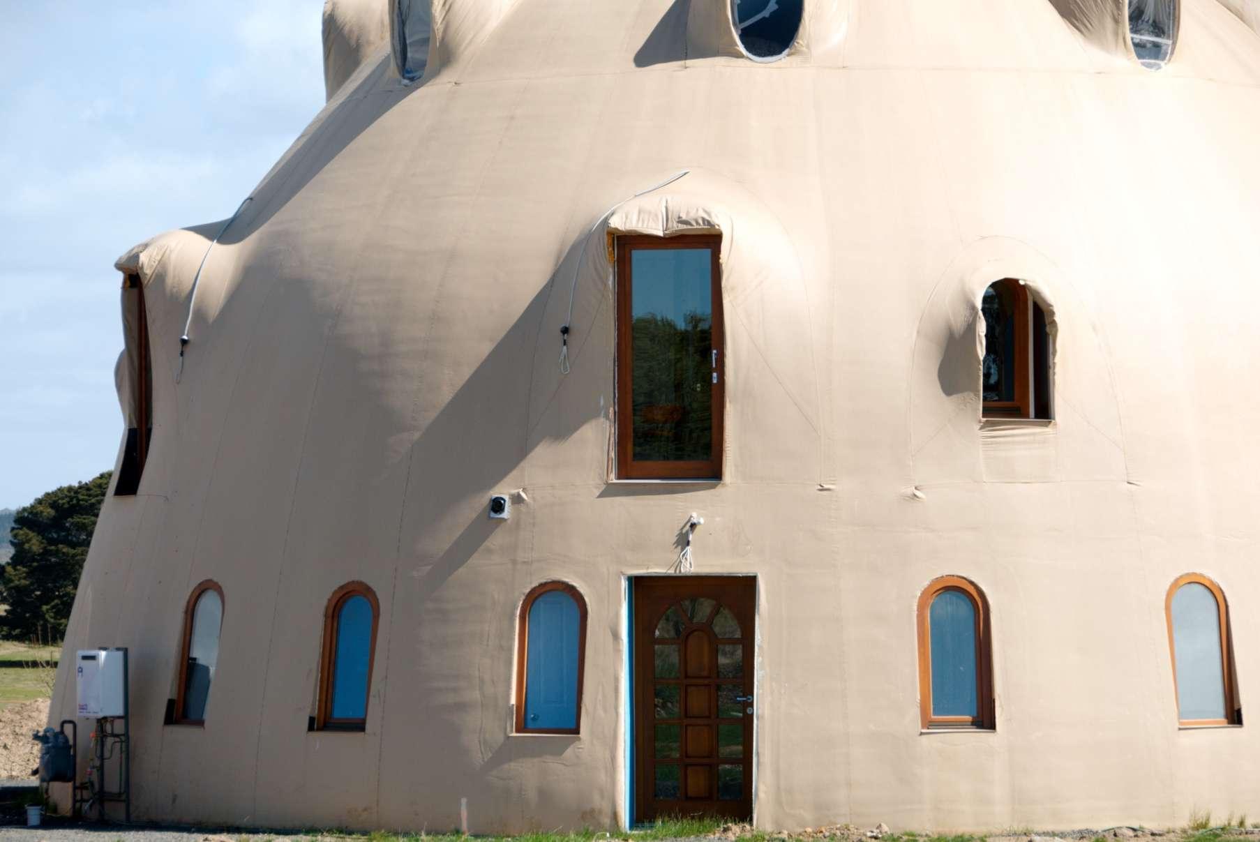 Monolithic Dome Home