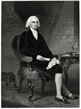 James Madison, America's Third President