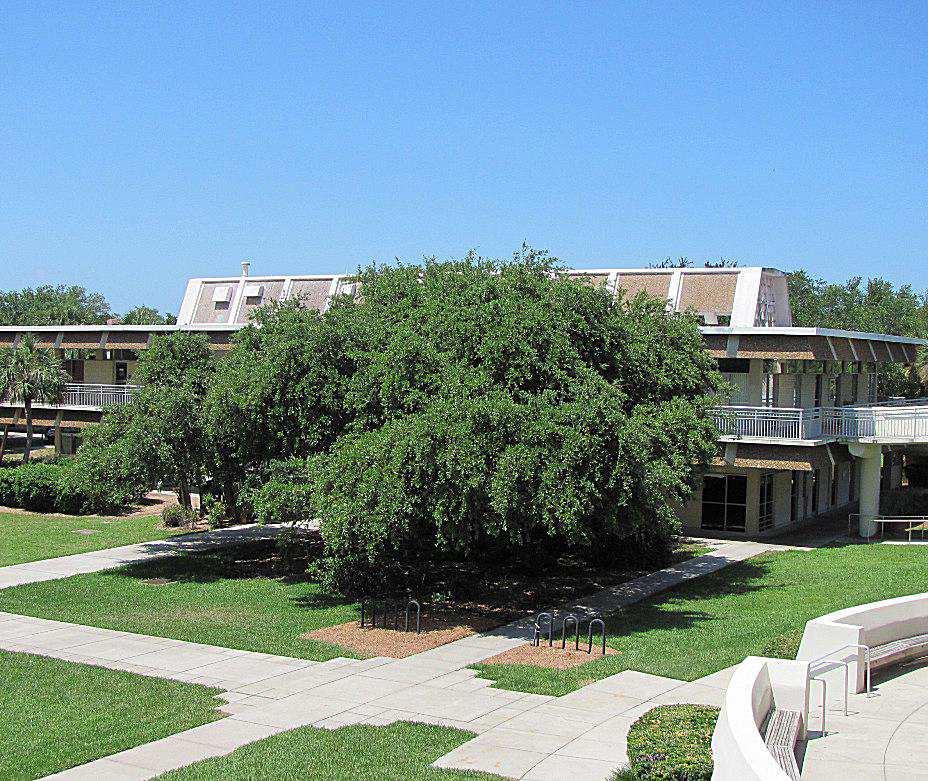 Seibert Humanities Building at Eckerd College