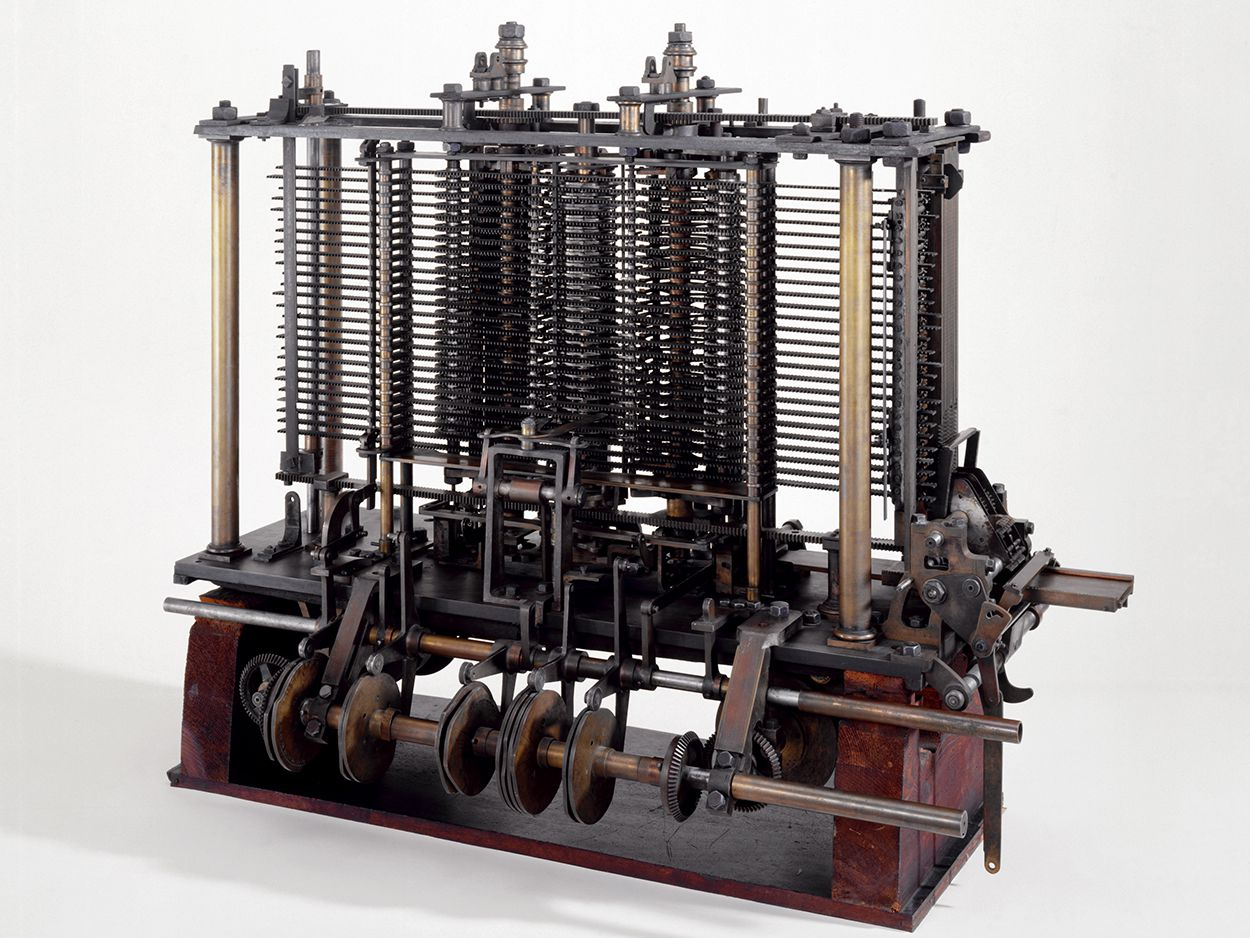 Image result for mechanical computer