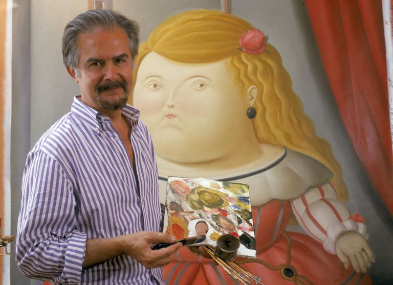 """Fernando Botero: """"The Most Colombian of Colombian Artists"""""""