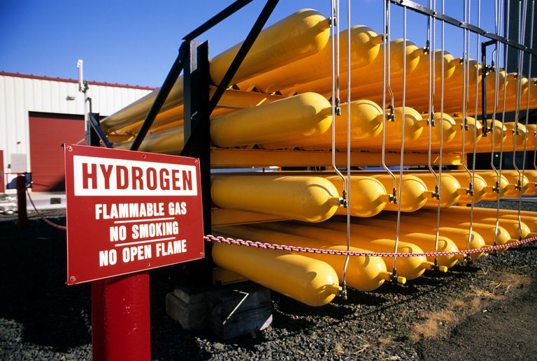 Hydrogen Gas Tanks