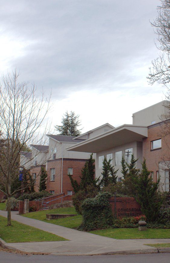 Residence Hall at Concordia University - Portland