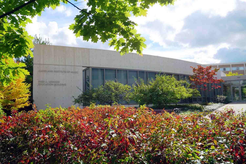 Clevelandin musiikkiinstituutti Case Western Reserve -yliopistossa