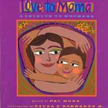 cover art of Love to Mama children's poetry book