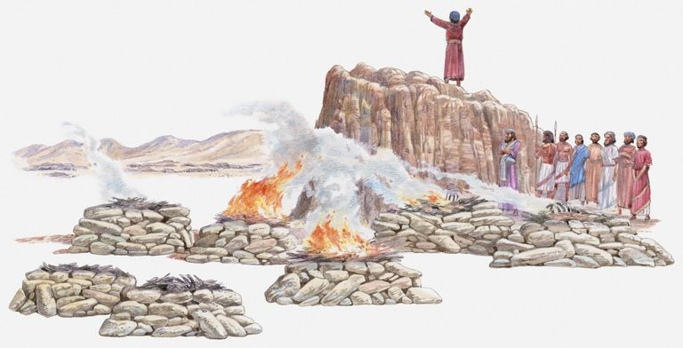 Balaam Blesses Israel