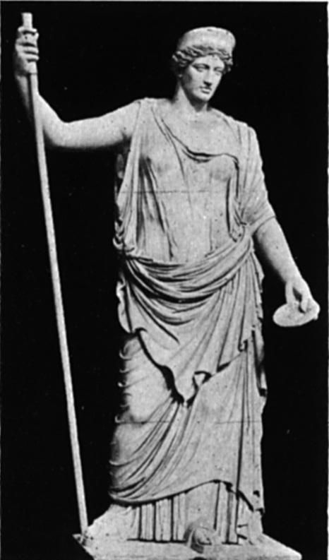 Statue of Hera - Queen of the Gods