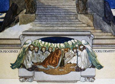 catholic definition of purgatory