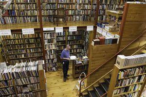 classification - book store