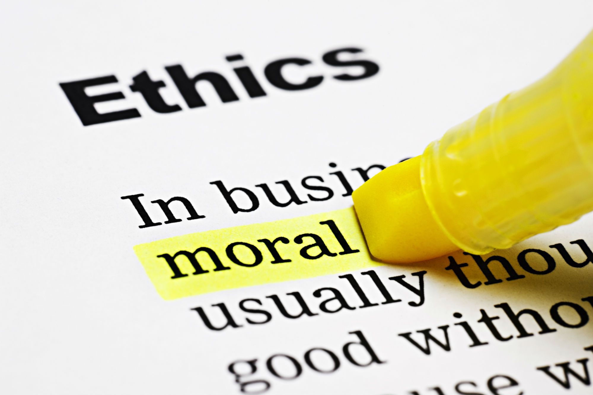 einstein quotes on ethics and morality