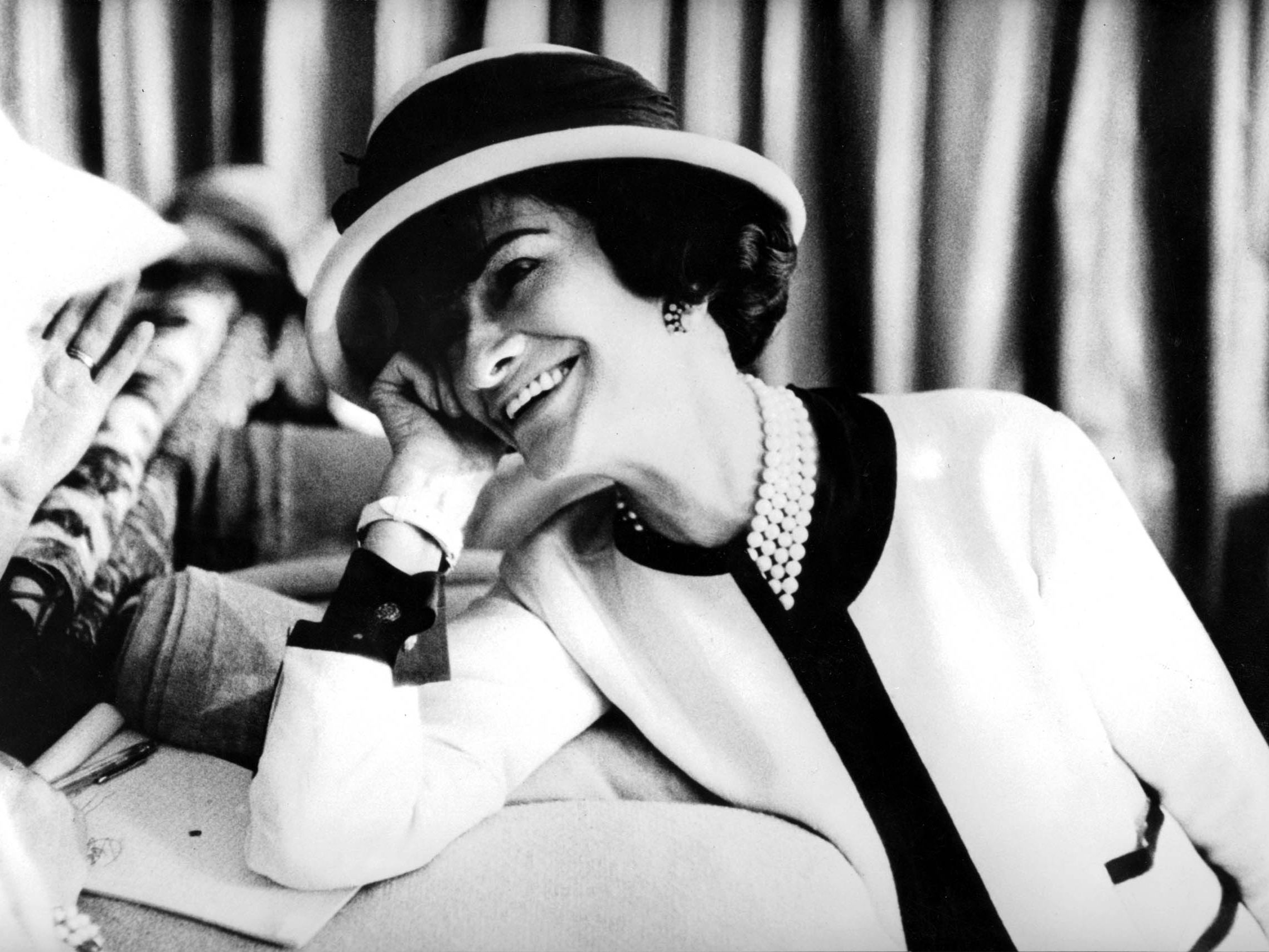 Coco Chanel Famed Fashion Designer And Executive