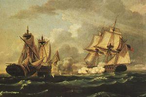 USS United States captures HMS Macedonian