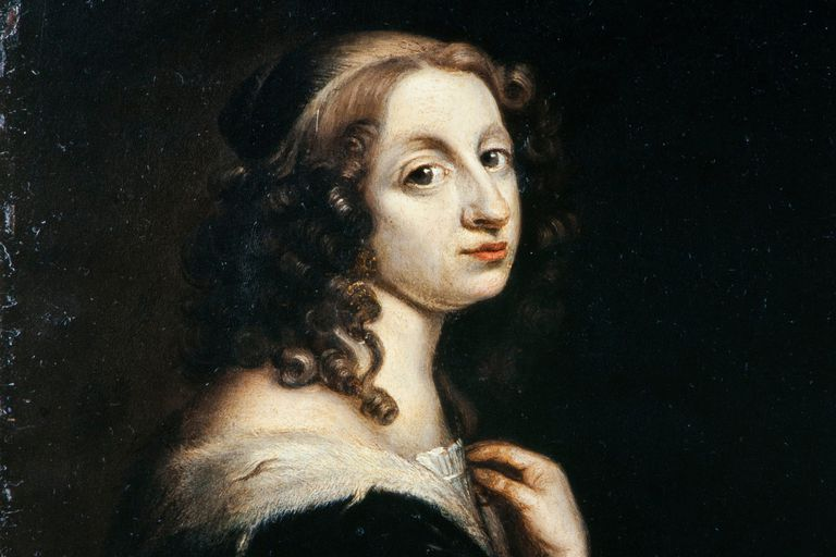 Christina of Sweden, about 1650