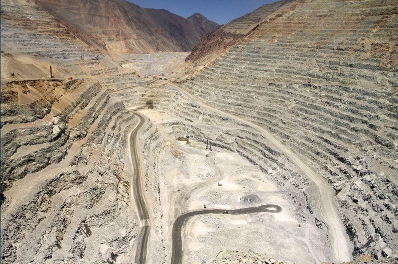 The Los Pelambres Mine