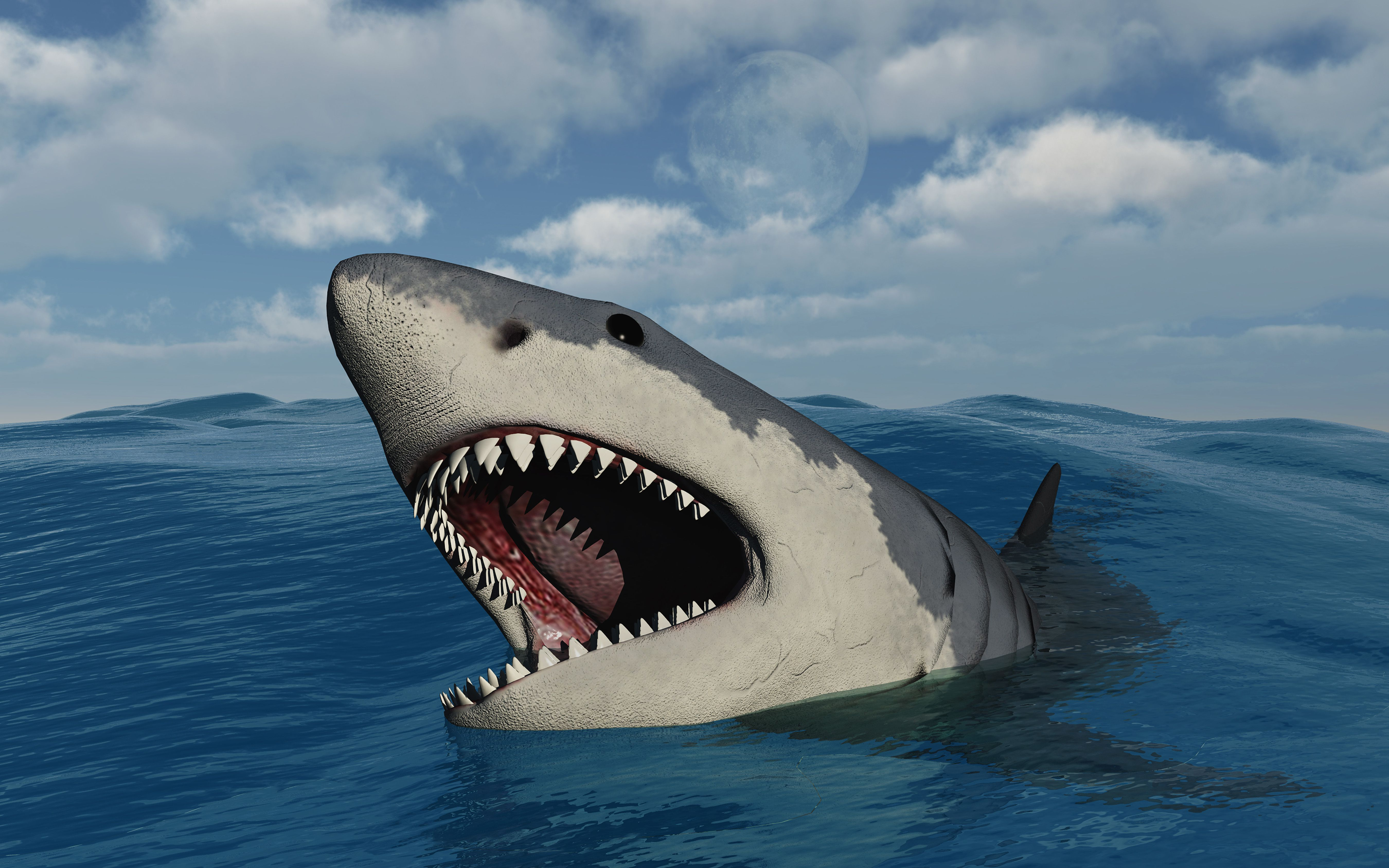 11 Facts About Megalodon, the Giant Prehistoric Shark