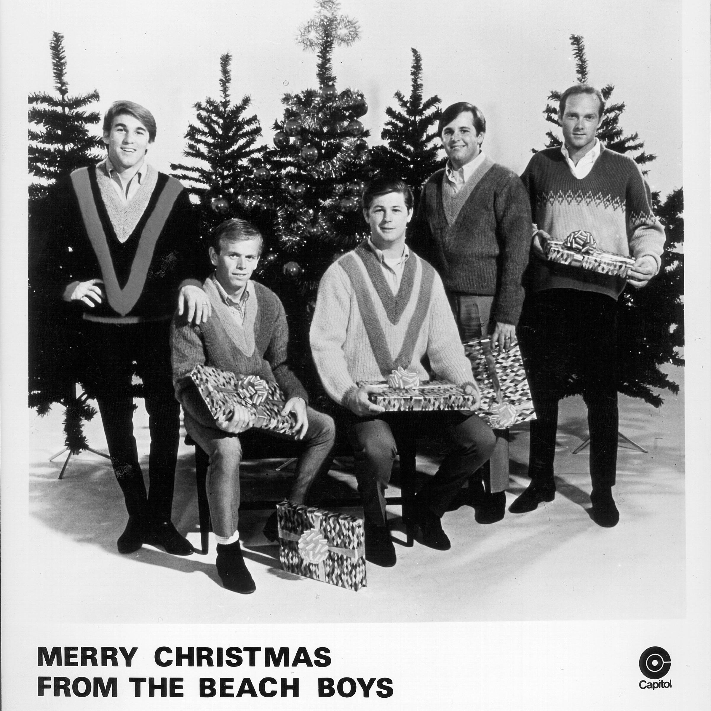 beach boys merry christmas - Beach Boys Christmas