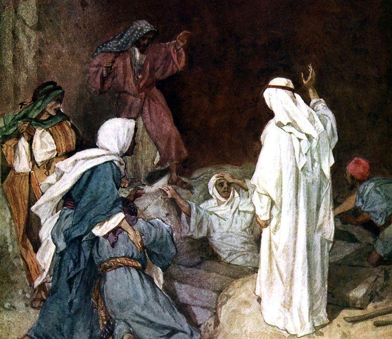 John 11 - Raising of Lazarus
